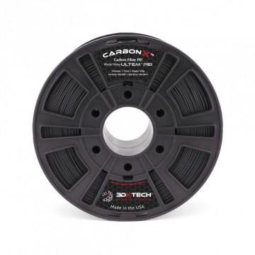Filament 1.75 mm CarbonX™PEI+CF cu ULTEM® PEI Black (negru)