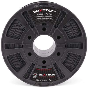 Filament 3DXSTAT ESD PPS (negru) 500g
