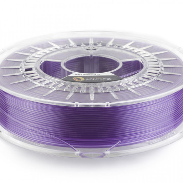 Filament PLA Crystal Clear Amethyst Purple (violet transparent) 750g