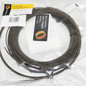 Mostra filament 2.85 mm PLA ExtraFill Vertigo Chocolate 15m