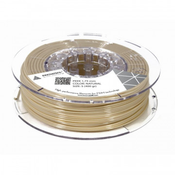 Filament 1.75 mm INNOVATEFIL PEEK (natural) 400g