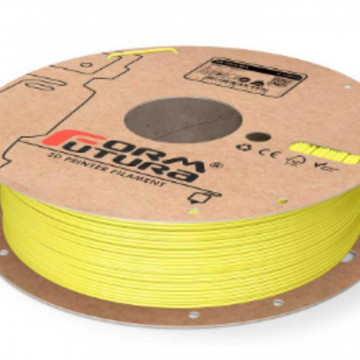 Filament Silk Gloss PLA - Briliant Yellow (galben stralucitor) 750g