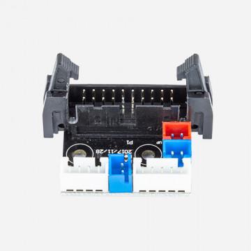 Extruder PCB pentru imprimantele Zortrax seria MPlus