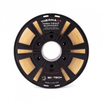 Filament 1.75 mm ThermaX™ HTS High-Temp Support Natural