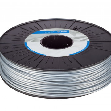 Filament ABS Silver (argintiu) 750g