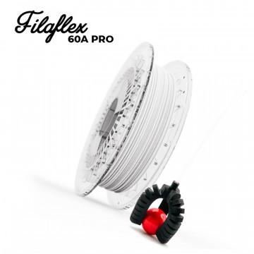 Filament FilaFlex 60A PRO White (alb)