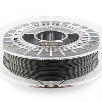 Filament Flexifill TPE 90A Traffic Black (negru) 500g