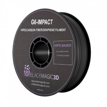 Filament G6-Impact (HIPS-Carbon Fiber-Graphene) Black 350g