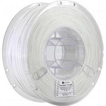 Filament PC-ABS White (alb)1kg