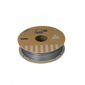 Filament 1.75 mm PLA RECYCLED Grey (gri argintiu) 750g