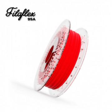 Filament FilaFlex Medium 95A Red (rosu)