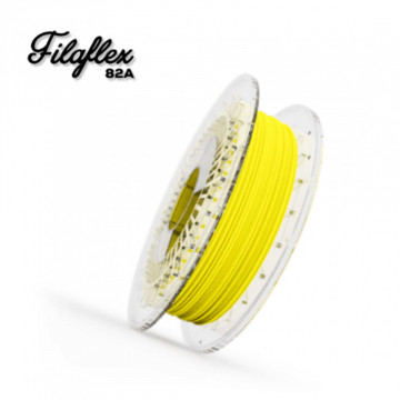 Filament FilaFlex Original 82A Yellow (galben)