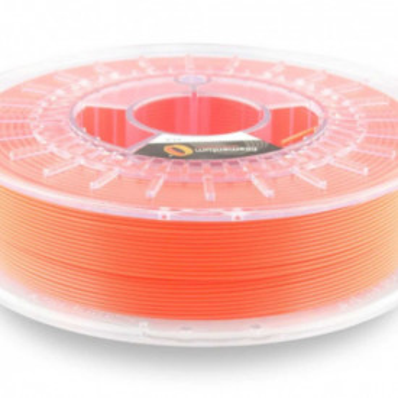 Filament PLA ExtraFill Luminous Orange (portocaliu) 750g
