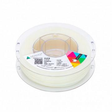Filament SmartFil Flex - TPU - Glow (fosforescent) 330g