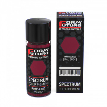 Fiola colorant Spectrum Color Pigment LCD - Purple Red [RAL3004] - 25g