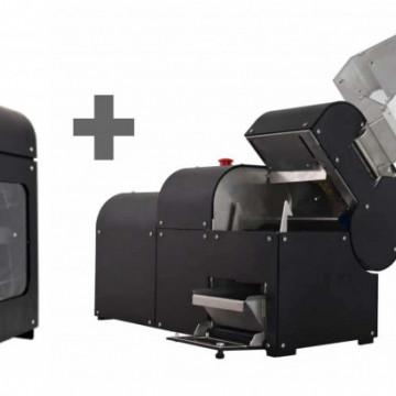 Pachet complet de reciclare - reutilizare filament PRECISION 3DEVO