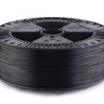 Filament ABS ExtraFill Traffic Black (negru) 2.5 kg