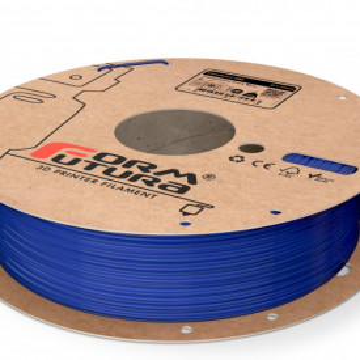 Filament ClearScent™ ABS - Transparent Dark Blue (albastru inchis transparent) 750g