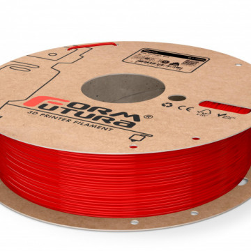 Filament HDglass™ - See Through Red (rosu transparent) 750g