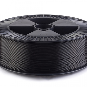 Filament PLA ExtraFill Traffic Black (negru) 2.5 kg