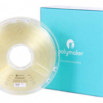 Filament PolySmooth Transparent (transparent) 750g