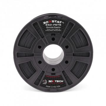Filament 3DXSTAT ESD-Safe PETG (negru) 1kg