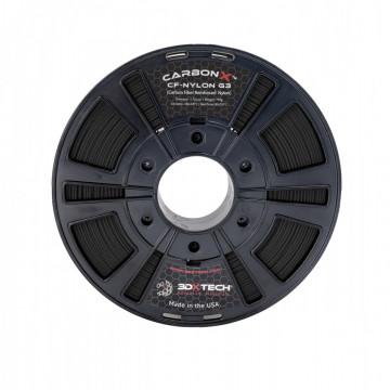 Filament CarbonX™PA12+CF Black (negru) 2kg