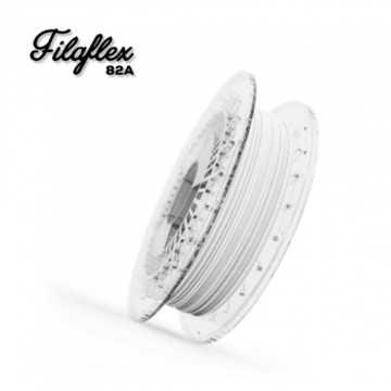 Filament FilaFlex Original 82A White (alb)
