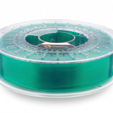 Filament PLA Crystal Clear Smaragd Green (verde transparent) 750g