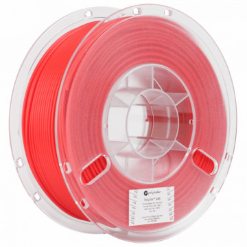 Filament PolyLite ABS Red (rosu)1kg