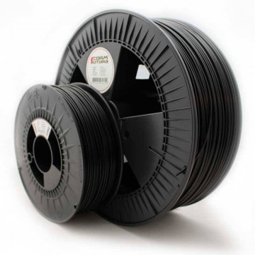 Filament Premium PLA - Strong Black™ (negru) 2.300 kg