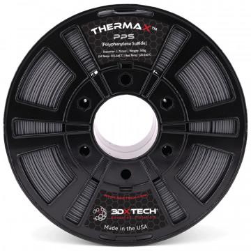 Filament ThermaX™ PPS Dark Grey (gri inchis) 500g