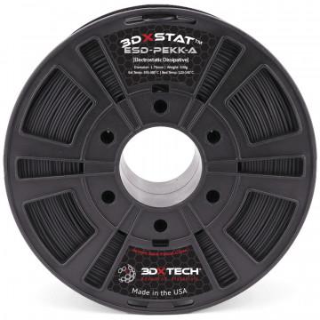 Filament 1.75 mm 3DXSTAT ESD PEKK-A (negru) 500g