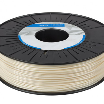 Filament ABS Fusion+ Natural White (alb natural) 750g