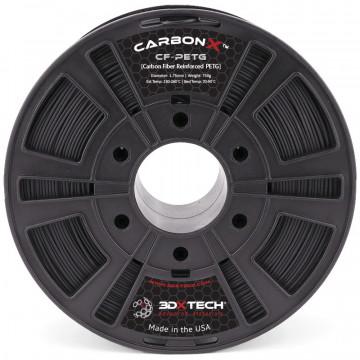 Filament CarbonX™ PETG+CF Black (negru)750g
