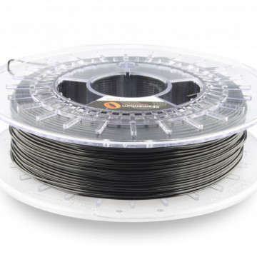 Filament Flexifill TPU 98A Traffic Black (negru) 500g