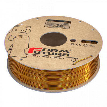 Filament High Gloss PLA Gold (auriu) 750g