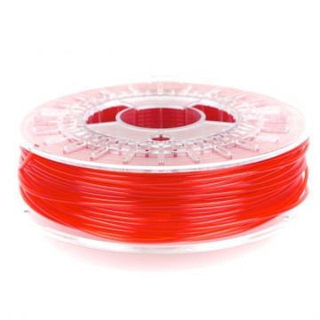 Filament PLA/PHA RED TRANSPARENT (rosu transparent) 750g