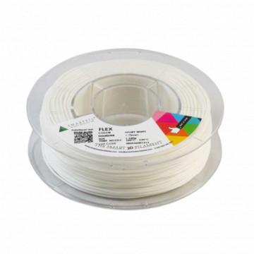 Filament SmartFil Flex - TPU - Ivory White (alb) 330g