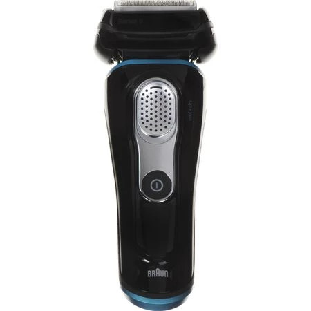 Aparat de ras Braun 9280cc, Tehnologie SyncroSonic, Wet&Dry, Negru
