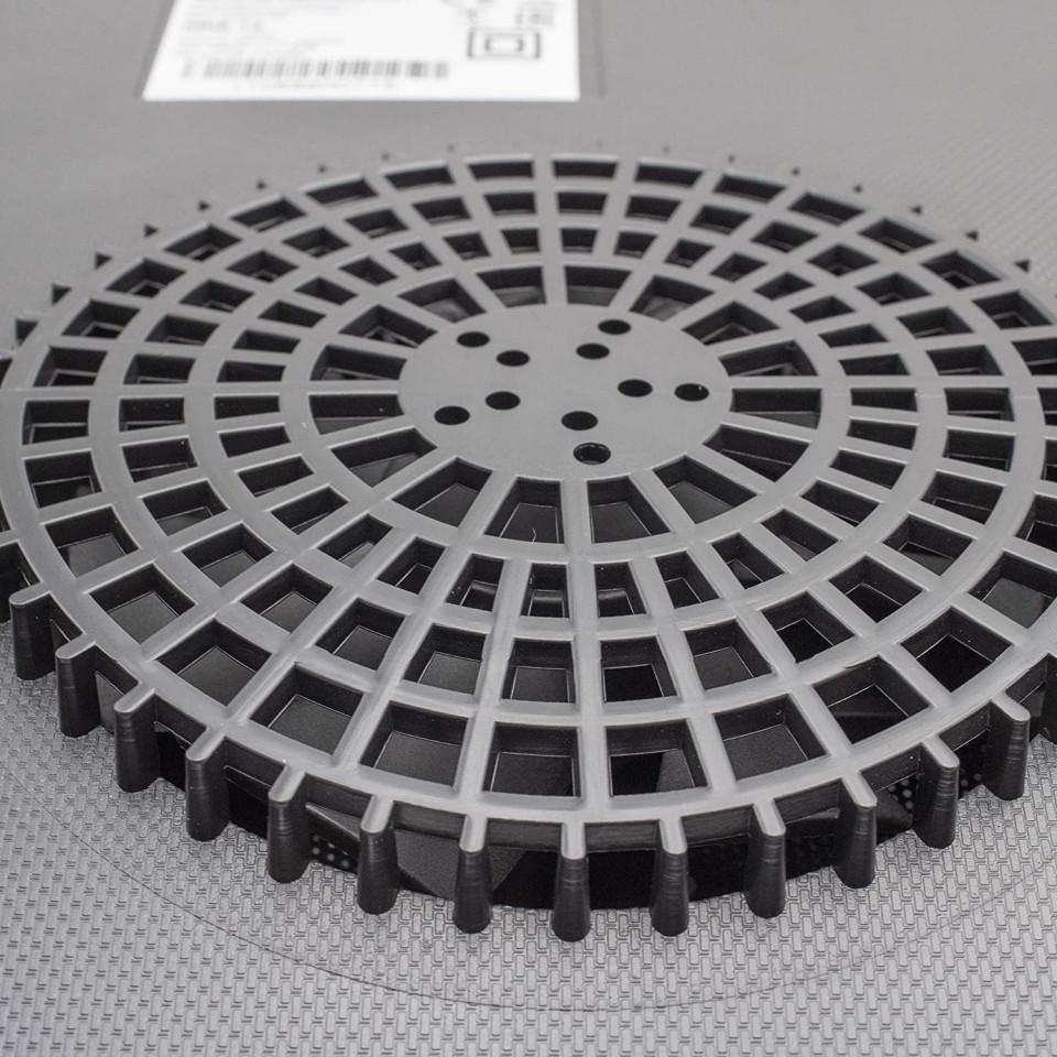 Plita cu inductie MPM MKE-12, 1800W, temporizator 0 - 180 min, reglarea temperaturii 60 ° C - 240 ° C, panou tactil, afisaj LED, avertizare sonora, blocarea tastelornegru