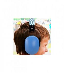 Alecto - Casti protectie fonica pentru copii (bleu)