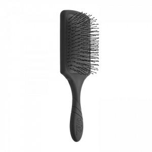 Perie pentru par Wet Brush Detangle Professional Paddle Blackout