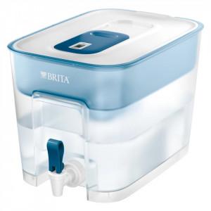 Recipient filtrant BRITA Flow 8,2 L, albastru