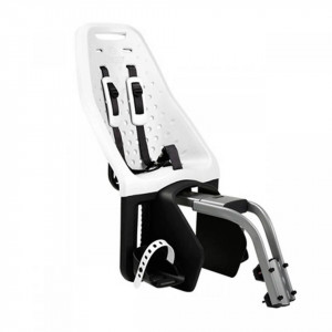 Scaun pentru copii, cu montare pe bicicleta in spate - Thule Yepp Maxi Frame-mounted White