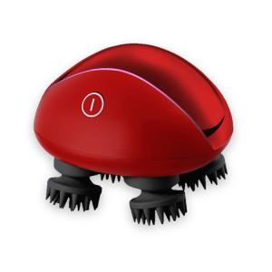Aparat masaj capilar Breo iScalp Mini Red