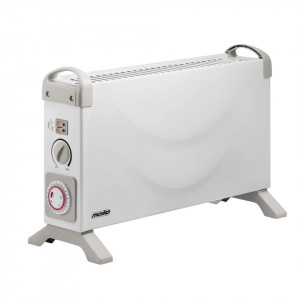Convector electric Adler MS 7713, termostat, timer, 750-1250-2000W