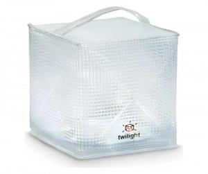 Cub cu lumina solara TwiLight mini Allocacoc DH0153