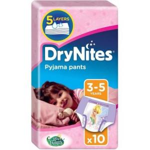 DryNites - Chiloti absorbanti de unica folosinta pentru noapte