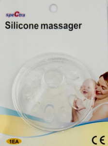 Perna masaj silicon